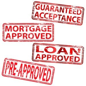 Use a mortgage broker to get the right deal