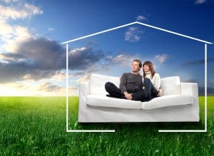 Get the kids out of the house with a family pledge home loan