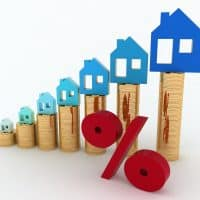 Growth in investment property values