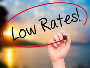 Low Interest Rates
