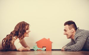 Low interest rates for first home buyers